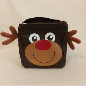 Thirty-one carry-all tote small reindeer